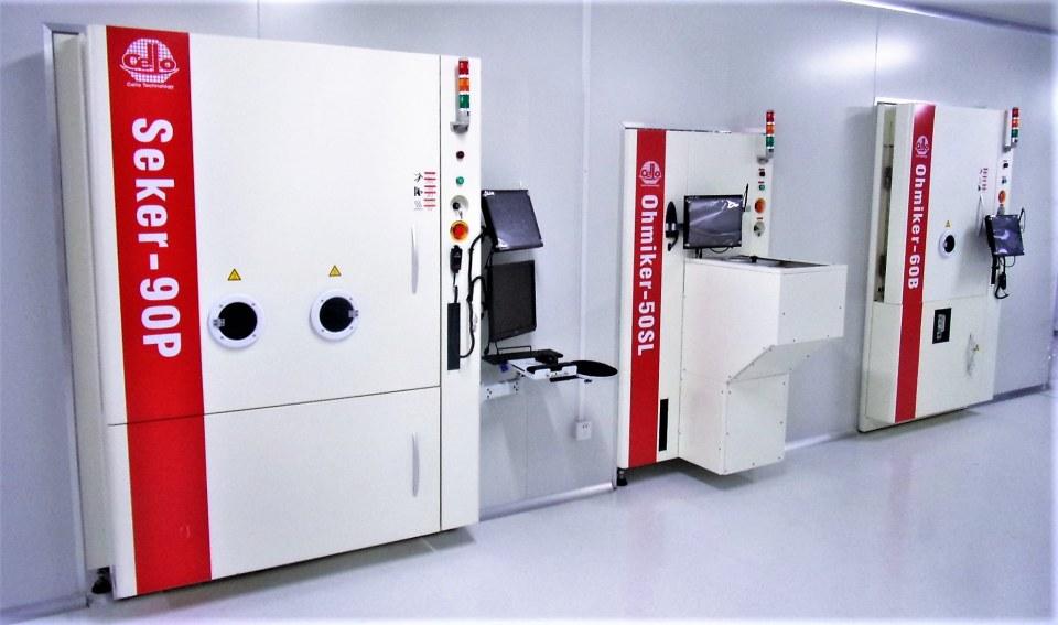 Sputter & ICP Equipment